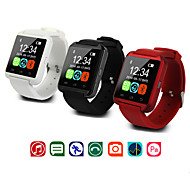 bluetooth montre Smart Watch montre de poignet U8 u SmartWatch pour Samsung s4 / note2 / 3 htc lg Xiaomi Apple et Android téléphone