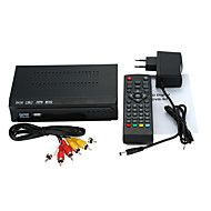 510 Embedded Demodulator HD DVB-S2 Digital Video Broadcasting Satellite Receiver Set-up Box Compatible with DVB-S/Mpeg-4
