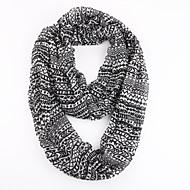 Bufanda Mujer Vintage/Casual - Malla