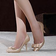 Scarpe da sposa - Scarpe col tacco - Tacchi / A punta / Chiusa - Matrimonio / Formale / Serata e festa - Rosso / Champagne - Da donna