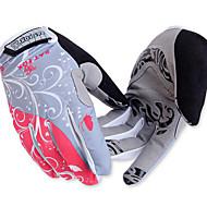 BATFOX® Luvas Esportivas Mulheres / Homens Luvas de Ciclismo Primavera / Verão / Outono / Inverno Luvas para CiclismoAnti-Derrapagem /