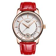 GUANQIN® High-end Luxury Rhinestone Quartz Watch Genuine Leather Waterproof Sapphire Crystal Fashion Women Wristwatch Cool Watcheses With Watch Box