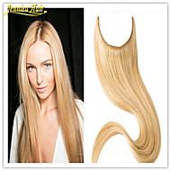 Brazilský vlasy nejvyšší stupeň kvality 8a prodlužování vlasů v reálném remy vlasy fanda na prodlužování vlasů