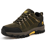 Men's Hiking Shoes Green/Gray/Khaki