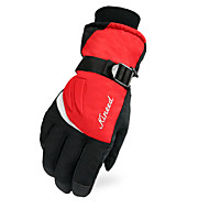 WEST BIKING® Male And Female Models Outdoor Warm Ski Gloves Waterproof Windproof Winter Cycling Gloves