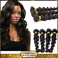 7A Brazilian Loose Wave Virgin Hair 3 Pcs Lot Daishang Hair Unprocessed Virgin Brazilian Loose Wave
