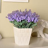 Künstliche Blumen ( Flieder / Lila , Kunststoff ) - Nicht personalisiert