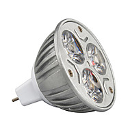 9W MR16 900lm warm / koel licht lamp led spot lights (12v)