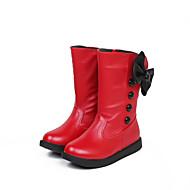 MEISJE - Modieuze laarzen - Laarzen ( Zwart / Rood / Wit )
