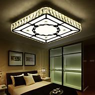 컴템포러리 / 모던 - 플러쉬 마운트 - 크리스탈 / LED - 침실 / 키즈 룸 / 야외
