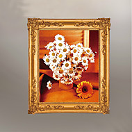 DIY KIT Cross Stitch , Floral 55*65
