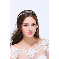 Women's Sterling Silver / Alloy Headpiece-Wedding / Special Occasion / Casual Headbands 1 Piece