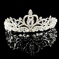 Bridal Wedding Princess Pageant Prom Crystal Tiara Crown Headband