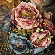 Polyesteri / Muovi Pioonit Keinotekoinen Flowers