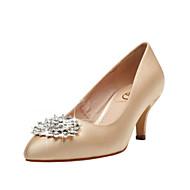 Chaussures de mariage - Rouge / Champagne - Mariage / Habillé / Soirée & Evénement - Bout Pointu / Bout Fermé - Talons - Homme