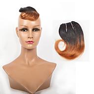 1pcs/set Ombre Brazilian Virgin Short Hair Weave 2 tone Ombre Hair Short Body Wave 8inch #1B/33