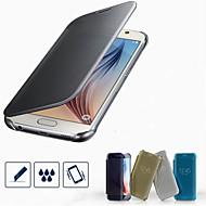のために Samsung Galaxy ケース メッキ仕上げ ケース フルボディー ケース ソリッドカラー PC Samsung S7 edge / S7 / S6 edge plus / S6 edge / S6
