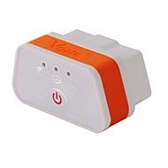 Oprindelige Vgate Ibil2 Wifi Elm327 Kodelæser OBDll Bil Diagnostisk Værktøj Til iOS Og Android
