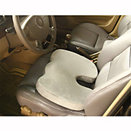 lorcoo®  nouveau coussin de siège en mousse coccyx mémoire orthopédique pour fond de la maison de bureau de voiture de chaise sièges