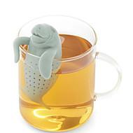 láska karikatura karta manatee čaje