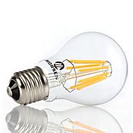 MORSEN®1pcs 8W A60 E27 Led Filament Bulb Clear Grass Edison Light Bulbs Indoor Led Lighting 110/240V Filament Lamp