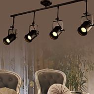 4 Contemporain LED Métal Lampe suspendueSalle de séjour / Chambre à coucher / Salle à manger / Cuisine / Bureau/Bureau de maison /