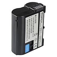 הסוללה של מצלמה דיגיטלית en-EL15 Kingma לניקון D600 D800 v1 d610 d600e D810 d800e D7000 D7100 D750 MH-25