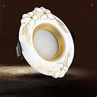 5W 9005 LEDダウンライト 5 SMD 5730 100 lm 温白色 / クールホワイト 装飾用 AC 85-265 V 1個
