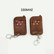 Electric Cloning Universal Gate Garage Door Remote Control Fob 330mhz Key