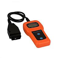 U281 memoscan lata ônibus automóvel obdii auto obd2 ferramenta de scanner de código diagnosticar leitor