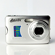 """amkov cdfe câmera digital 18.0mp 2,7 """"ecrã LCD de lítio 550mAh hd bateria para câmera digital"""