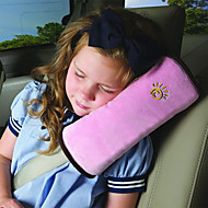 Auto Pillow Car Safety Belt Protect Shoulder Pad Vehicle Seat Belt Cushion for Kids Baby