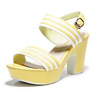 aokang® dámské koženkové sandály - 142825008