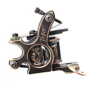 fttattoo® cnc precieze carving koperen tattoo machine geweer liner shader u halen