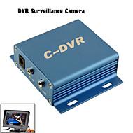 "Ryggekamera - 1/4"" CMOS PC1030 - 120° - 420 TV-linjer - 648 x 488"