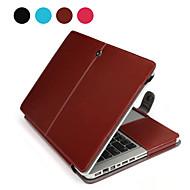 "asling muistikirja pu nahka Apple MacBook Pro 15,4 ""(valikoituja väri)"