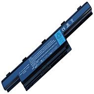 4400mAh batteri til Acer Aspire 5742zg 5750 5750g 7551 7551g 7552g 7560 as4250 7741 7741g 7741z 7741zg 7750g