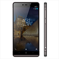 "kingzone 0 5.0 "" Android 5.1 Smartphone 4G (Chip Duplo Octa Core 1.3MP 3GB + 64 GB Preto / Branco)"