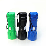 Lights LED Flashlights/Torch LED 100Lumens Lumens 1 Mode LED Other Adjustable Focus / Compact Size / EmergencyCamping/Hiking/Caving /