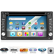 2 Din 100% Pure Android 4.2 Universal Car Dvd Player Pc Gps Navigation Stereo Video Multimedia Capacitive 178*100 mm