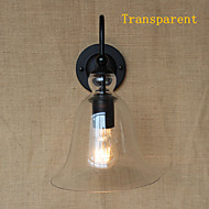 Chandeliers muraux Ampoule incluse Rustique Métal