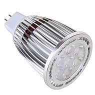 9W GU5.3(MR16) Lâmpadas de Foco de LED MR16 7 SMD 850 lm Branco Quente / Branco Frio Decorativa AC 85-265 / AC 12 V 1 pç