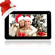 "Megafeis 7"" inch Quad Core Android 4.1 IPS Touch Screen 1080P Tablet PC(HDMI,8GB,Wi-Fi White+Black)"