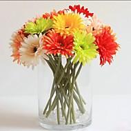 5 Branch African Daisy Artificial Flower