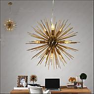retro imitação de cobre linha criativa 10 luzes