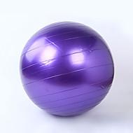 75 см. Мячи для фитнеса PVC желтый / красный / розовый / серый / синий / фиолетовый Унисекс Also Kang