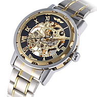 Men's Women's Unisex Sport Watch Dress Watch Fashion Watch Mechanical Watch Calendar Large DialMechanical manual-winding Automatic