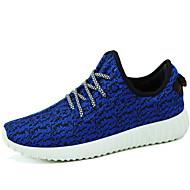 Sapatos Corrida Masculino Preto / Azul / Verde / Cinza Linho