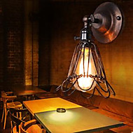 Small Cage Wall Lamp Industrial Style Restoring Ancient Ways Of Corridor Corridor Lamps And Lanterns