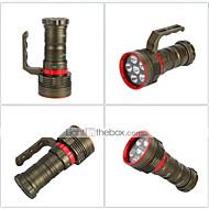 Светодиодные фонари ( Водонепроницаемый / Перезаряжаемый / Ударопрочный / ударный корпус / Тактический / Экстренная ситуация ) - LED 3